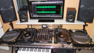 DJ / Audio / MIDI Recording Studio / DJ & Music Production Classes