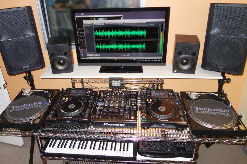 United Records Amp Sound San Diego Recording Studio Dj