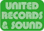 United Records & Sound Logo